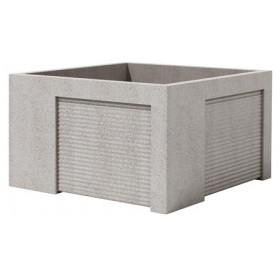 Jardiniera micromarmura si beton - TANIT L
