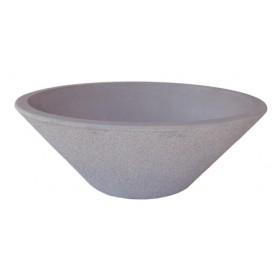 Jardiniera micromarmura si beton - 35