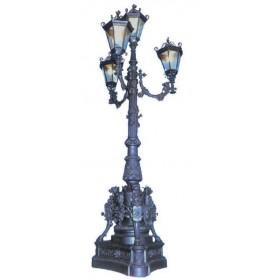 Stalp iluminat - Ornamental + Felinar