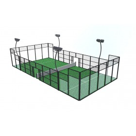 Teren padel tenis
